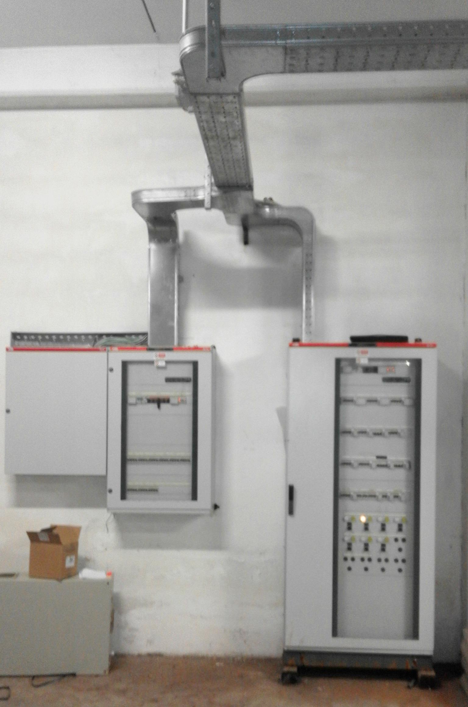 Impianti a norma ed efficienza energetica a roma esseci - Certificato impianto elettrico a norma ...